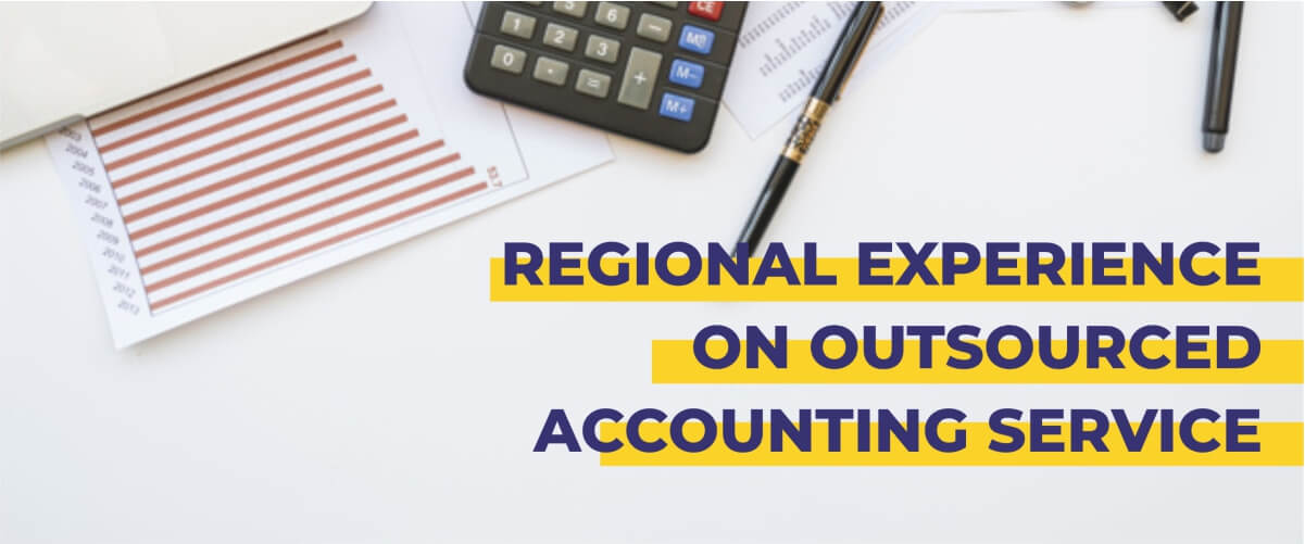 Regional Experience on Outsourced Accounting Service