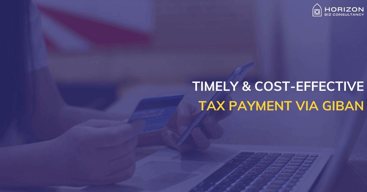 Timely-and-cost-effective-tax-payment-via-GIBAN