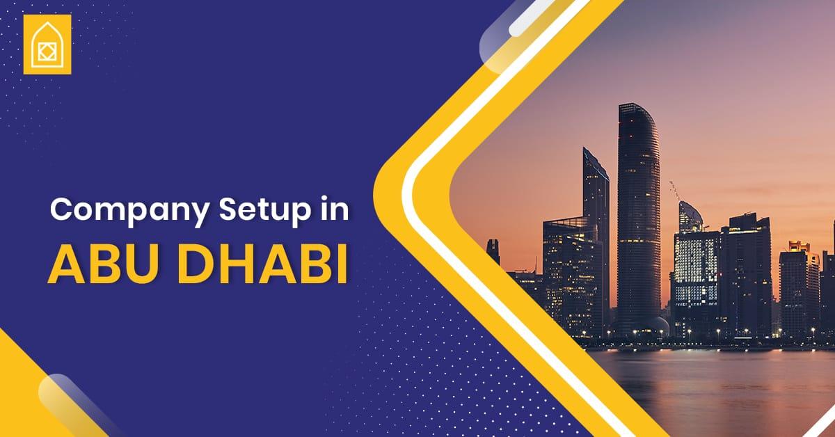 Company Setup in Abu Dhabi