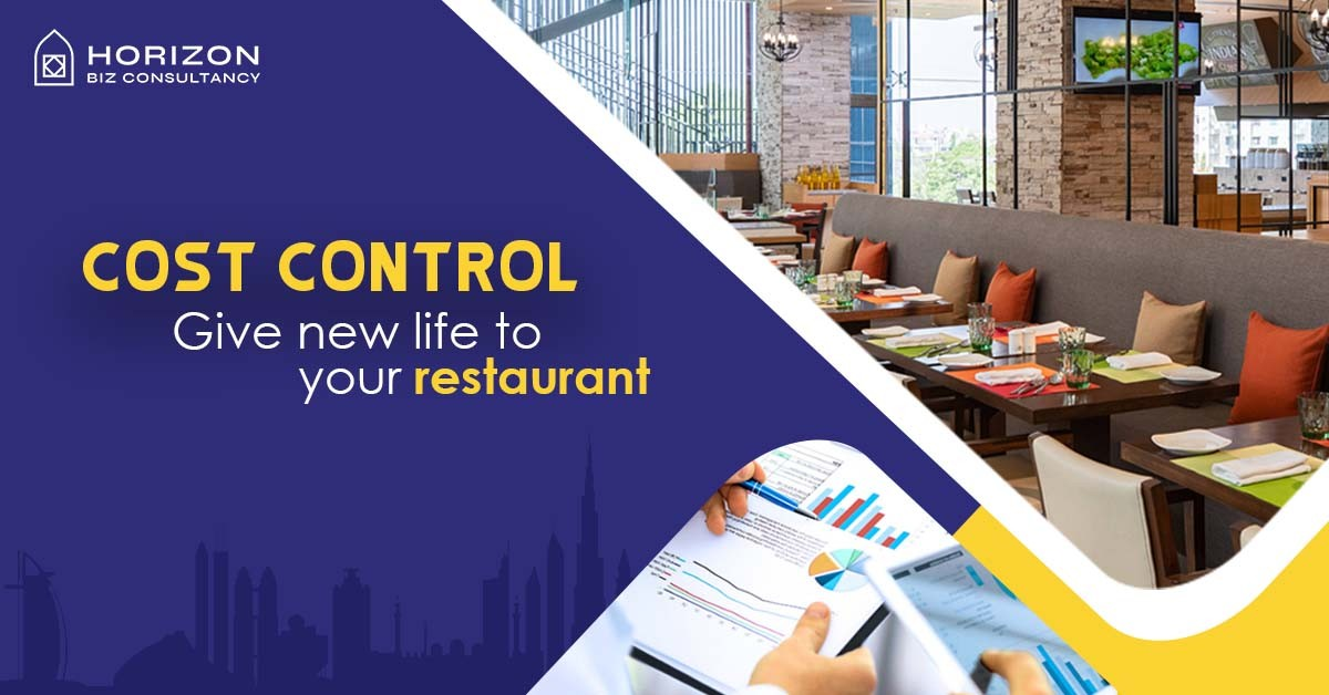 Cost Control - Give New Life To Your Restaurant