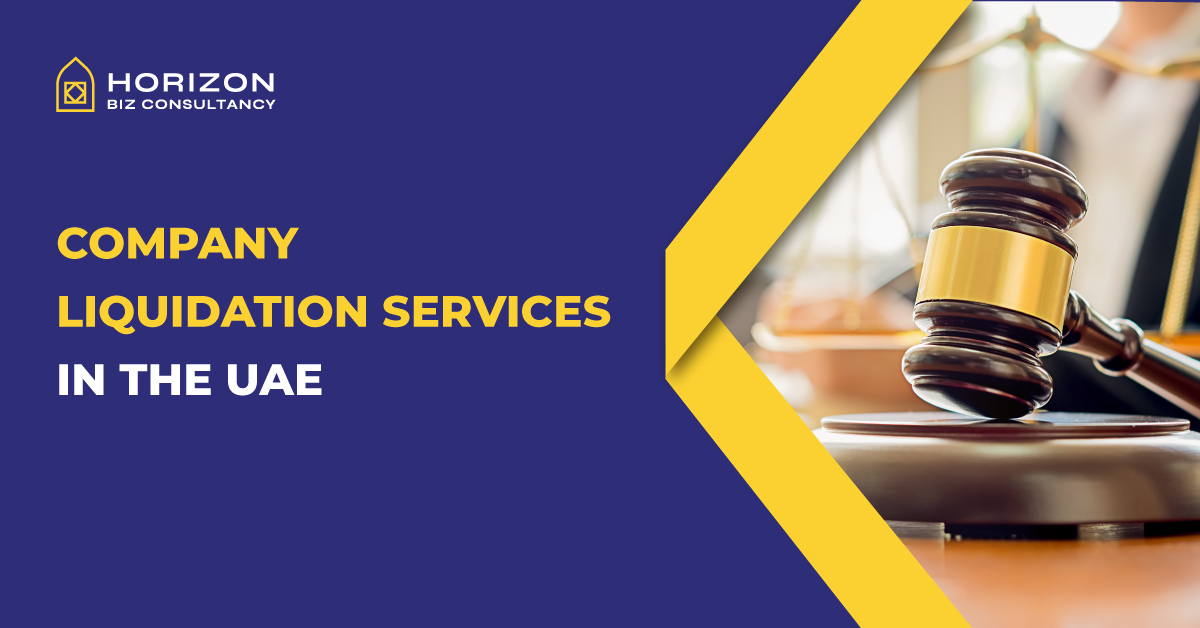 Company Liquidation Services in the UAE