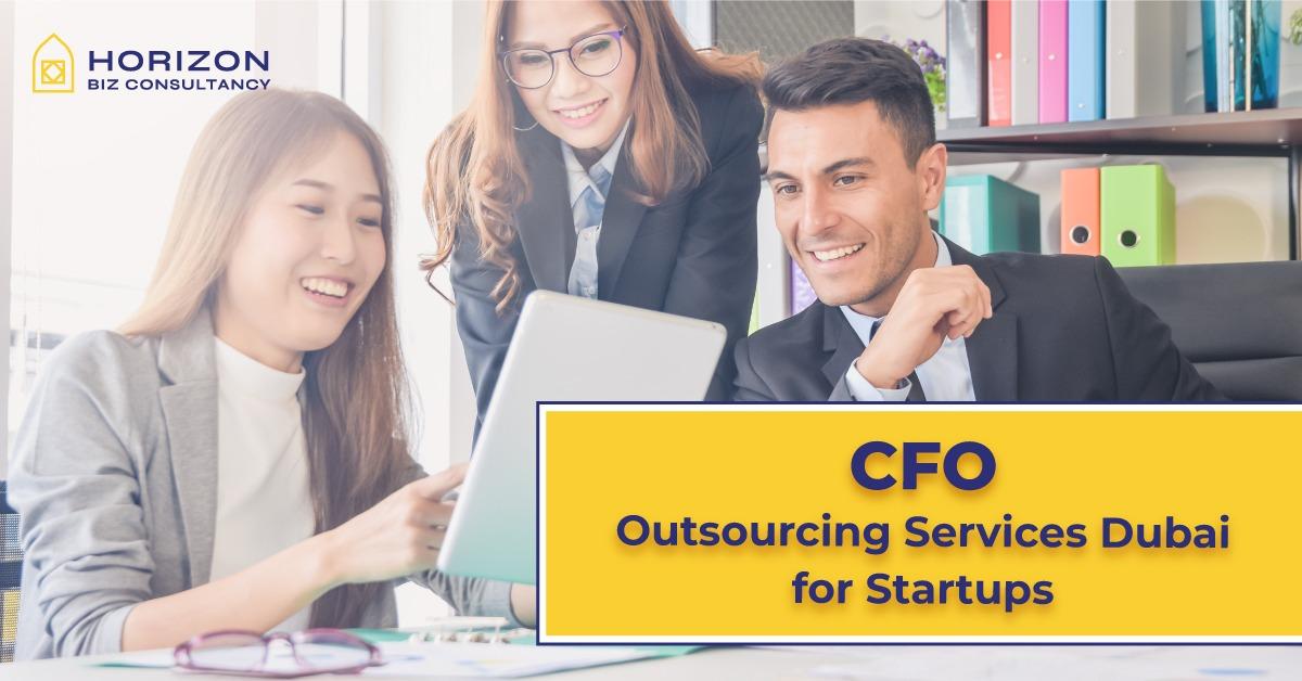 CFO Outsourcing Services Dubai for Startups